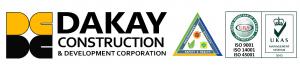Dakay Construction and Development Corp. Logo